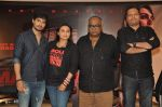Tahir Raj Bhasin, Rani Mukerji, Pradeep Sarkar at the Media meet of Mardaani in YRF on 26th Aug 2014 (193)_53fe09b48b13c.JPG