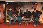 Tahir Raj Bhasin, Rani Mukerji, Pradeep Sarkar at the Media meet of Mardaani in YRF on 26th Aug 2014 (46)_53fe07295d0f5.JPG