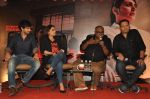 Tahir Raj Bhasin, Rani Mukerji, Pradeep Sarkar at the Media meet of Mardaani in YRF on 26th Aug 2014 (115)_53fe072b692b6.JPG