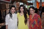 Tanuja, Tanisha Mukherjee, Mana Shetty at Araish in Four Seasons on 26th Aug 2014 (377)_53fe106442379.JPG