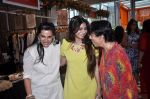 Tanuja, Tanisha Mukherjee, Mana Shetty at Araish in Four Seasons on 26th Aug 2014 (378)_53fe1065861b4.JPG