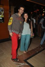 Aamir Ali, Sanjeeda Sheikh snapped at PVR, Mumbai on 27th Aug 2014 (5)_53fe9846975ea.JPG