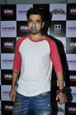 Eijaz Khan at Ninja Turtles screening in Mumbai on 27th Aug 2014 (48)_53fe9a922f123.JPG