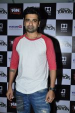 Eijaz Khan at Ninja Turtles screening in Mumbai on 27th Aug 2014 (50)_53fe9a9331e95.JPG