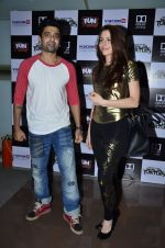 Eijaz Khan at Ninja Turtles screening in Mumbai on 27th Aug 2014 (55)_53fe9a989b7b3.JPG