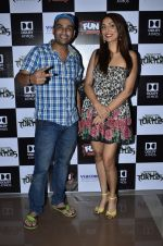 Pooja Misra at Ninja Turtles screening in Mumbai on 27th Aug 2014 (70)_53fe9acd88aa3.JPG