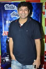 RJ Anirudh at Rishi Kapoor celebrates his birthday at 92.7 BIG FM on 27th Aug 2014 (19)_53fe9c6660daa.JPG