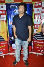 RJ Anirudh at Rishi Kapoor celebrates his birthday at 92.7 BIG FM on 27th Aug 2014 (15)_53fe9c621d255.JPG