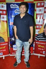 RJ Anirudh at Rishi Kapoor celebrates his birthday at 92.7 BIG FM on 27th Aug 2014 (16)_53fe9c6350105.JPG