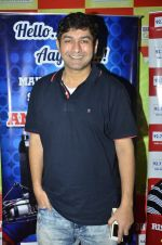 RJ Anirudh at Rishi Kapoor celebrates his birthday at 92.7 BIG FM on 27th Aug 2014 (2)_53fe9c545687f.JPG