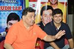Rishi Kapoor celebrates his birthday with RJ Anirudh at 92.7 BIG FM on 27th Aug 2014 (101)_53fe9c41b099d.JPG