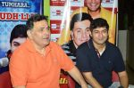 Rishi Kapoor celebrates his birthday with RJ Anirudh at 92.7 BIG FM on 27th Aug 2014 (103)_53fe9c43a9fe2.JPG