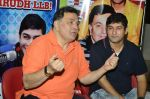 Rishi Kapoor celebrates his birthday with RJ Anirudh at 92.7 BIG FM on 27th Aug 2014 (108)_53fe9c459c4bb.JPG