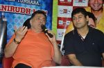 Rishi Kapoor celebrates his birthday with RJ Anirudh at 92.7 BIG FM on 27th Aug 2014 (83)_53fe9c3faa9fe.JPG