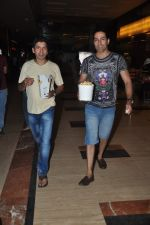 Sudhanshu Pandey snapped at PVR, Mumbai on 27th Aug 2014 (20)_53fe981fe5101.JPG