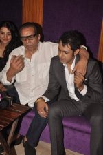 Dharmendra, Gippy Grewal at Double Di Trouble screening in Sunny Super Sound, Mumbai on 29th Aug 2014 (41)_5401e7b4d4670.JPG