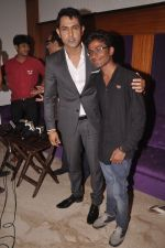 Gippy Grewal at Double Di Trouble screening in Sunny Super Sound, Mumbai on 29th Aug 2014 (47)_5401e7bd3a3c6.JPG