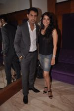 Gippy Grewal, Kulraj Randhawa at Double Di Trouble screening in Sunny Super Sound, Mumbai on 29th Aug 2014 (27)_5401e7be5a39f.JPG