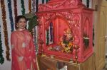Narmada Ahuja at Govinda_s Ganpati celebration in Mumbai on 29th Aug 2014  (9)_5401399875d56.JPG