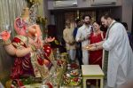 Neil Mukesh and Nitin Mukesh at Ganpati celebration in Mumbai on 29th Aug 2014 (53)_5401351d3b1c7.JPG