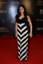 Hunar Hali at Pro Kabaddi grand finale in Mumbai on 31st Aug 2014 (109)_54042224caa08.JPG