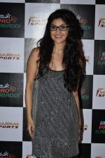 Rj Archana at Mahindras bash for Pro Kabaddi in Four Seasons on 31st Aug 2014 (17)_540421be34dda.JPG