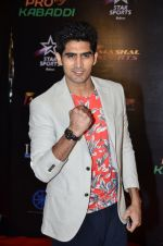 Vijender Singh at Pro Kabaddi grand finale in Mumbai on 31st Aug 2014 (79)_540422ac54531.JPG