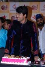 Anas Rashid at Diya Aur Bati celebrations and Ek Rishta Aisa Bhi press meet in Mira Road, Mumbai on 1st Sept 2014 (30)_540568c04b369.JPG