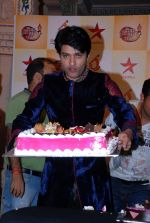 Anas Rashid at Diya Aur Bati celebrations and Ek Rishta Aisa Bhi press meet in Mira Road, Mumbai on 1st Sept 2014 (73)_540568c824b8e.JPG