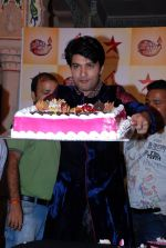 Anas Rashid at Diya Aur Bati celebrations and Ek Rishta Aisa Bhi press meet in Mira Road, Mumbai on 1st Sept 2014 (74)_540568c977dc3.JPG