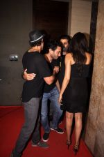 Deepika Padukone, Karan Johar, Hrithik Roshan at Finding fanny special screening in Mumbai on 1st Sept 2014 (299)_5405715c0885f.JPG