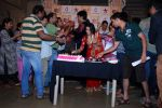 Deepika Singh, Anas Rashid at Diya Aur Bati celebrations and Ek Rishta Aisa Bhi press meet in Mira Road, Mumbai on 1st Sept 2014 (101)_540568e381d27.JPG