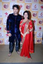Deepika Singh, Anas Rashid at Diya Aur Bati celebrations and Ek Rishta Aisa Bhi press meet in Mira Road, Mumbai on 1st Sept 2014 (106)_540568e50dd84.JPG