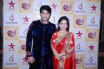 Deepika Singh, Anas Rashid at Diya Aur Bati celebrations and Ek Rishta Aisa Bhi press meet in Mira Road, Mumbai on 1st Sept 2014 (110)_540568e822781.JPG