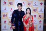 Deepika Singh, Anas Rashid at Diya Aur Bati celebrations and Ek Rishta Aisa Bhi press meet in Mira Road, Mumbai on 1st Sept 2014 (112)_540568e9856dc.JPG