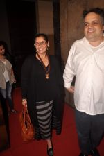 Dimple Kapadia, Sandeep Khosla at Finding fanny special screening in Mumbai on 1st Sept 2014 (224)_54057335d10b9.JPG
