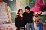 Homi Adajania, Dimple Kapadia at Finding fanny special screening in Mumbai on 1st Sept 2014 (84)_54057337636e5.JPG