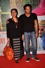 Homi Adajania, Dimple Kapadia at Finding fanny special screening in Mumbai on 1st Sept 2014 (91)_5405733d9aa20.JPG