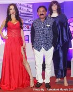 Adult star Shanti Dynamite and director Ikram Akhtar at the first look launch of the  movie _I Love Dubai__5407f544dc762.JPG