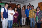 Furqan Merchant, Raghuveer Yadav, Madhushree Bhattacharya, Prashantt Guptha, Yogesh Lakhani, Rahat Kazmi, Zeba Hassan at Identity card film bash in Marimba Lounge on 3rd Sept 2014  (79)_5408774c5e0fc.JPG
