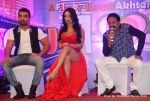 Ikram Akhtar, actor Ajaz Khan and adult star Shanti Dynamite unveiling the first look of the movie _I Love Dubai_ (2)_5407f5ce2f2f2.JPG