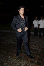 Mohit Raina at Nikitan Dheer wedding reception in ITC Grand Maratha on 3rd Sept 2014 (273)_54086367abc99.JPG