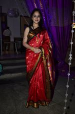 Mrinal Kulkarni at Nikitan Dheer wedding reception in ITC Grand Maratha on 3rd Sept 2014 (244)_5408638949ab5.JPG