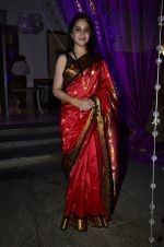 Mrinal Kulkarni at Nikitan Dheer wedding reception in ITC Grand Maratha on 3rd Sept 2014 (246)_5408638bcf045.JPG