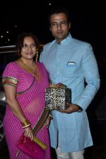 Rohit Roy, Manasi Joshi Roy at Nikitan Dheer wedding reception in ITC Grand Maratha on 3rd Sept 2014 (163)_54086597e2e41.JPG
