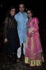 Rohit Roy, Durga Jasraj at Nikitan Dheer wedding reception in ITC Grand Maratha on 3rd Sept 2014 (253)_5408658ac23e1.JPG