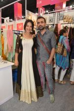 Shraddha Nigam, Mayank Anand at Design One exhibition by Sahachari Foundation in NSCI on 3rd Sept 2014 (155)_540817e6956b7.JPG