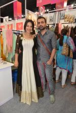Shraddha Nigam, Mayank Anand at Design One exhibition by Sahachari Foundation in NSCI on 3rd Sept 2014 (154)_540817deafe7e.JPG