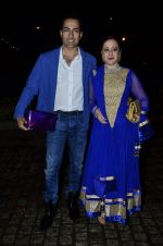 Sudhanshu Pandey at Nikitan Dheer wedding reception in ITC Grand Maratha on 3rd Sept 2014 (168)_540865fbf0a98.JPG
