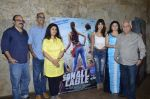 Charu Dutt Acharya, Rohan Sippy, Rhea Chakraborty, Kiran Juneja, Ramesh Sippy at Sonali Cable film screening in Lightbo, Mumbai on 4th Sept 2014 (99)_5409a693350a1.JPG